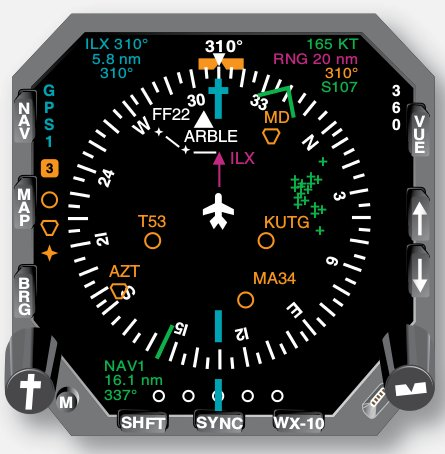 IFR CHARTS Middle East
